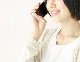 STEP1/電話またはメールでお問い合わせ